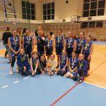 U11 Finał Basket 4Ever Ksawerów – PTK Grot Pabianice 42:49