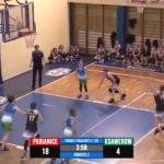 U12 Półfinał PTK Pabianice – Basket 4Ever Ksawerów 40:29