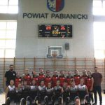 U17 Basket 4EVER Liceum Sportowe – Basket 4EVER Ksawerów II 89:35