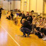 U17 Basket 4EVER Ksawerów II – Widzew Łódź  45 : 72  (13:29, 16:21, 11:14, 5:8)